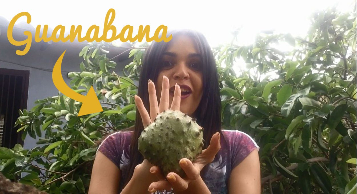Guanabana en nuestra alimentación
