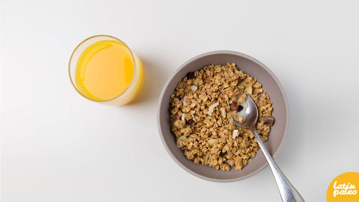 ¿Porqué no incluir cereales en la alimentación paleo?