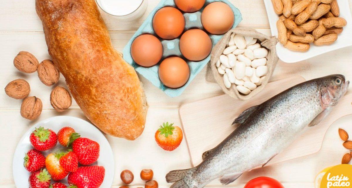 Alérgenos alimentarios ¿Cuáles son los principales?